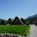 車中泊の旅:夏の白川郷と、蒸し暑い美山鍾乳洞へ